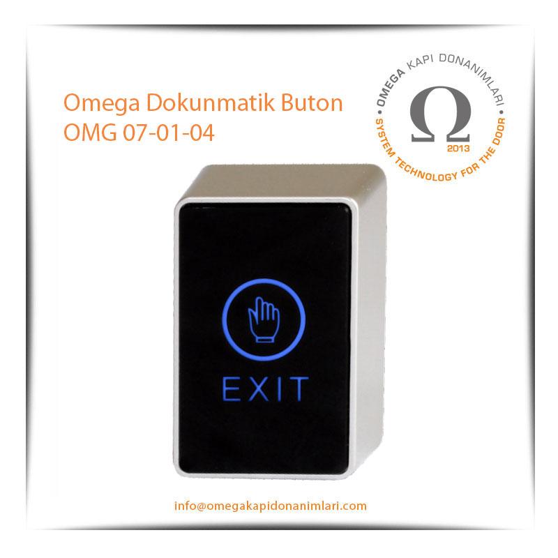 Omega Dokunmatik Buton OMG 07-01-04