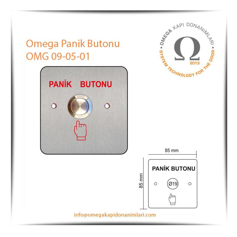 Omega Panik Butonu OMG 09-05-01
