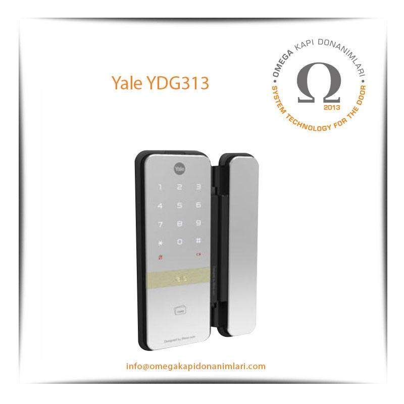 Yale YDG 313 Dijital Cam Kapı Kilidi