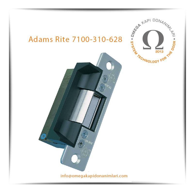 Adams Rite 7100-310-628 Elektrikli Kilit Karşılığı Bas Aç