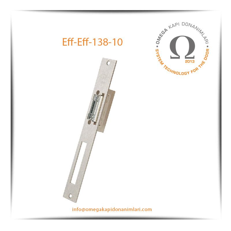 Eff-Eff-138-10 Elektrikli Kilit Karşılığı Bas Aç