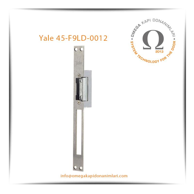Yale 45-F9LD-0012  Elektrikli Kilit Karşılığı Bas Aç