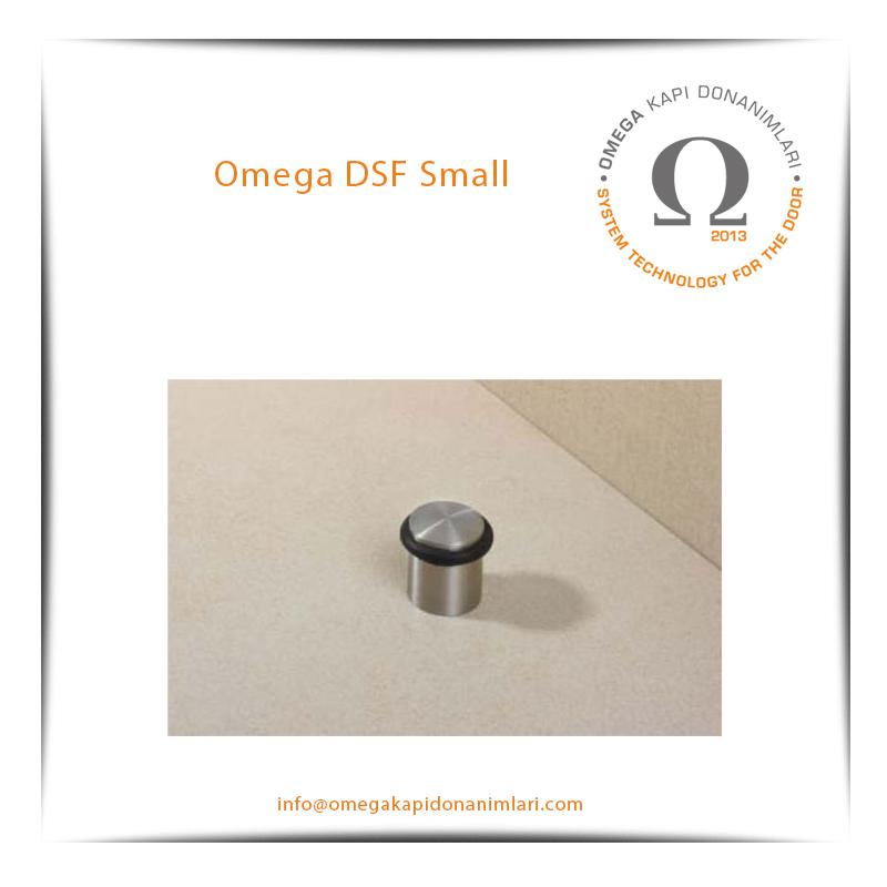 Paslanmaz Kapı Stoperi Omega DFS Small