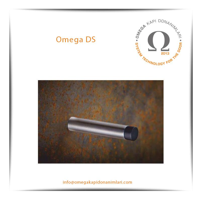Paslanmaz Kapı Stoperi Omega DS