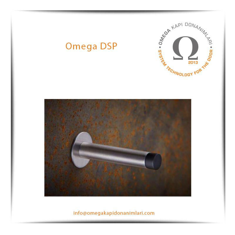 Paslanmaz Kapı Stoperi Omega DSP
