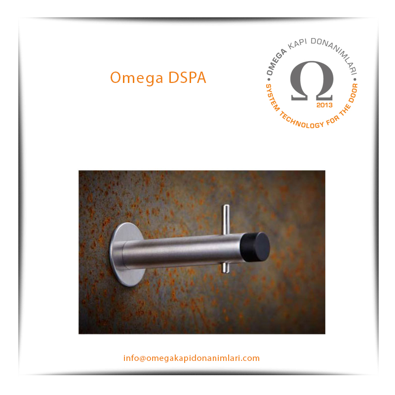 Paslanmaz Kapı Stoperi Omega DSPA