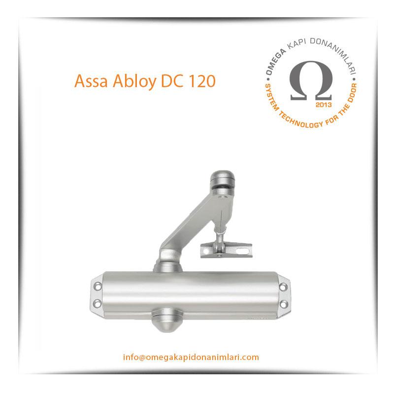 Assa Abloy DC 120 Kapı Kapatıcı Hidrolik