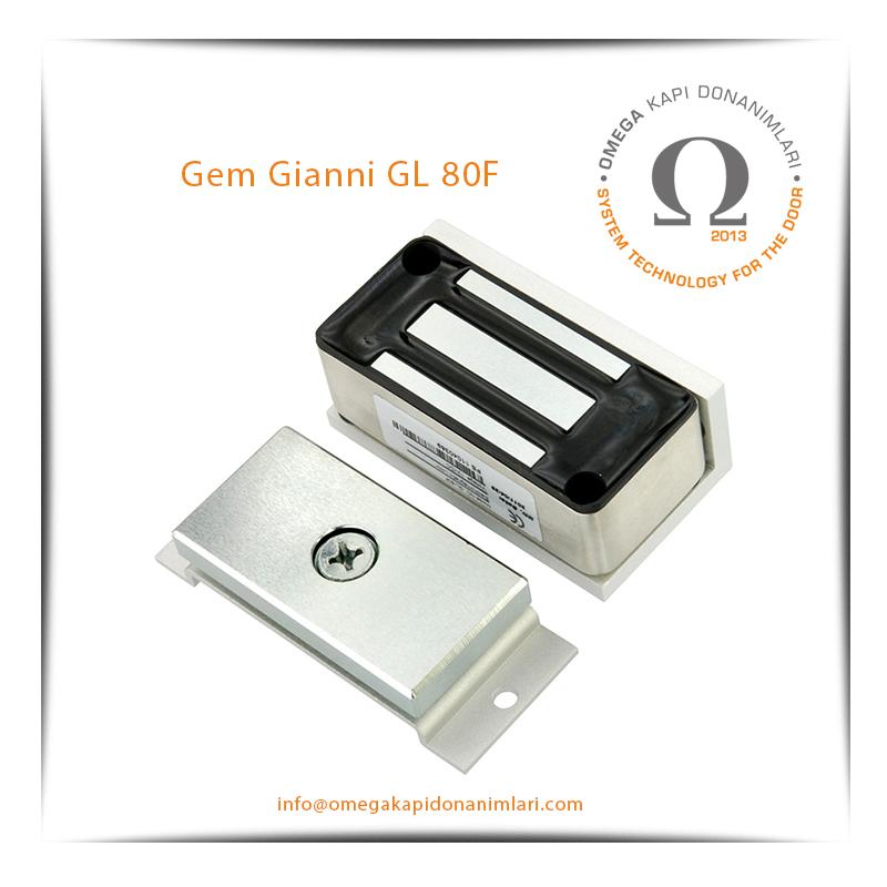 Gem Gianni GL 80F Manyetik Kilit