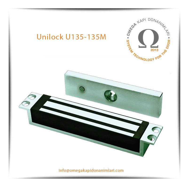 Unilock U135-135M Manyetik Kilit