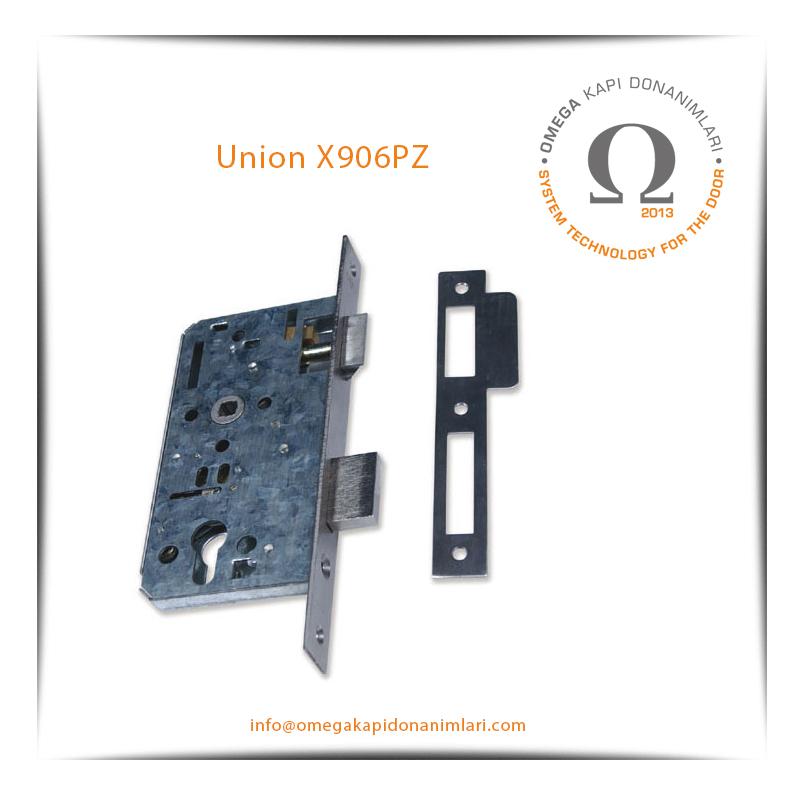 Union X906PZ Kapı Kilidi