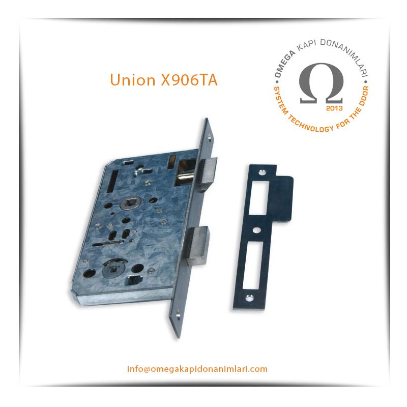 Union X906TA Kapı Kilidi