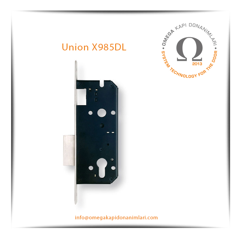 Union X985DL Kapı Kilidi