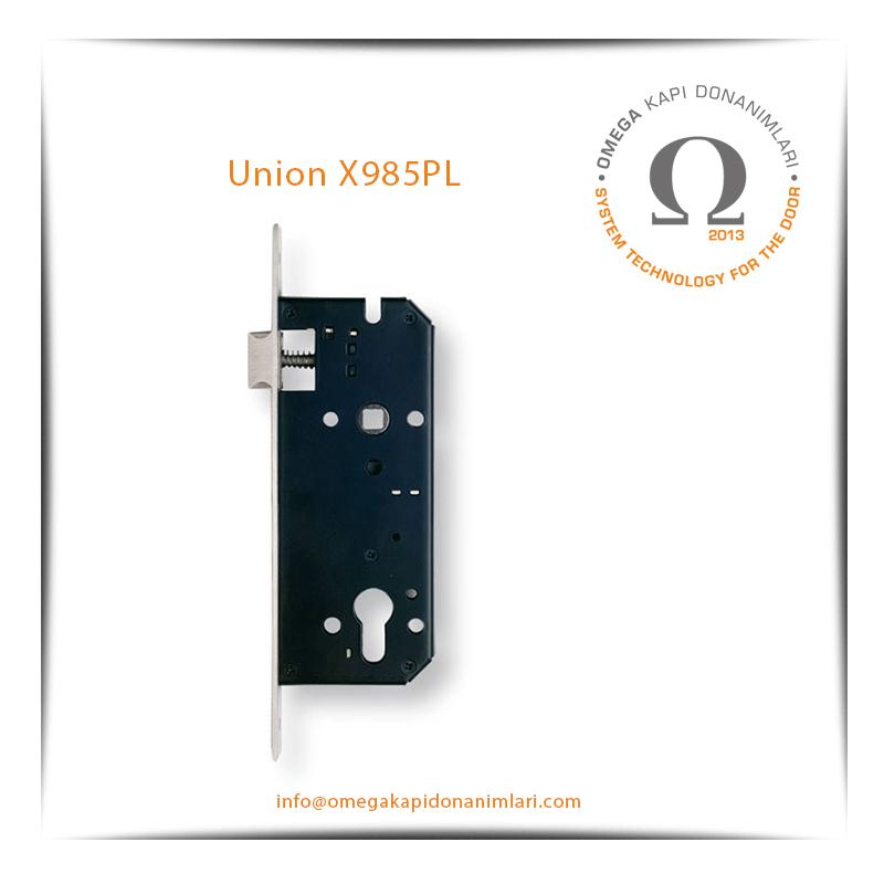 Union X985PL Kapı Kilidi