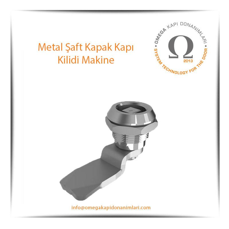Metal Şaft Kapak Kapı Kilidi Makine