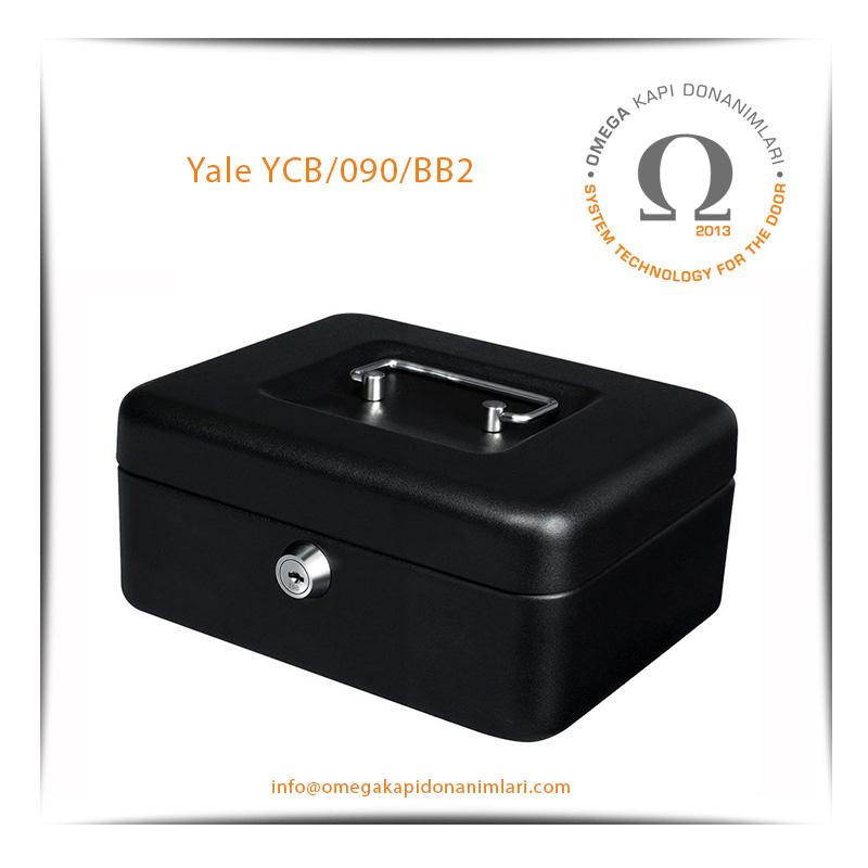 Yale Bozuk Para Kasası Büyük Boy YCB/090/BB2