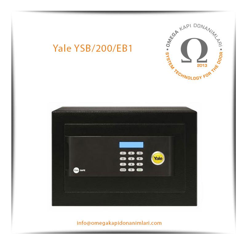 Yale Motorlu Kasa Compact Tip YSB/200/EB1