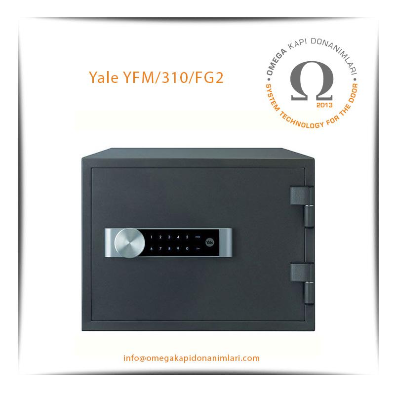 Yale Yangın Sertifikalı Kasa Orta Boy YFM/310/FG2